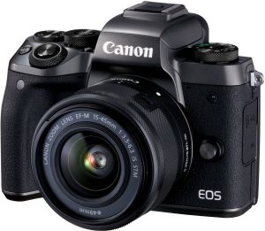 كاميرا كانون دي اس ال ار اي او اس ام 5 بدون مرآة