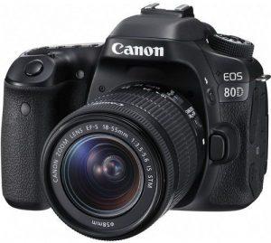 كاميرا كانون EOS 80D