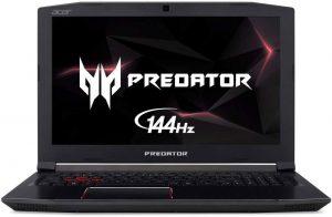 افضل لاب توب Acer Predator Helios 300