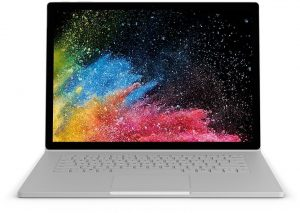 افضل لاب توب Microsoft Surface Book 2