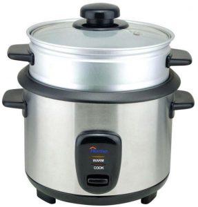 حلة طهي الأرز والخضروات من هوم