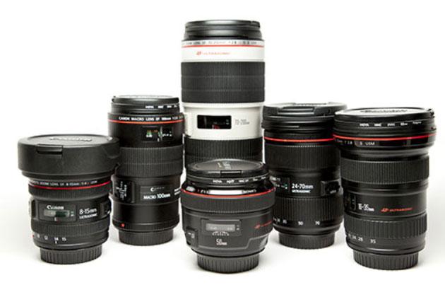 افضل 25 لينس لكاميرات كانون في السعودية واسعارهم - DialsBook